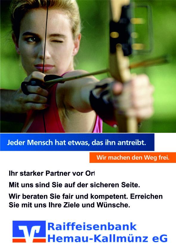 Raiffeisenbank Hemau Kallmünz
